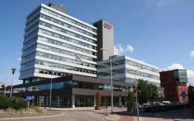 CNV verlengd 8.600m² kantoor in Utrecht.