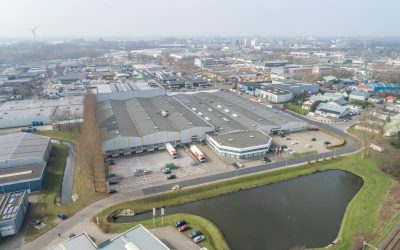 Sluyter Logistics B.V. sluit huurovereenkomst voor distributiecentrum in de Gemeente Deventer.